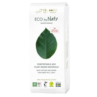 Eco by Naty Dámské ECO inkontinenční vložky Naty - mini plus  dámské