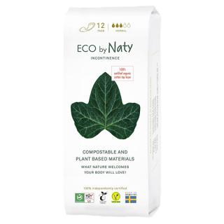 Eco by Naty Dámské ECO inkontinenční vložky Naty - normal  dámské