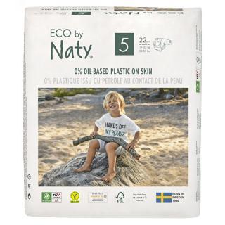 Eco by Naty Plenky Naty Junior 11 - 25 kg 22 ks