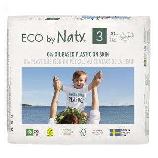 Eco by Naty Plenky Naty Midi 4 - 9 kg 30 ks