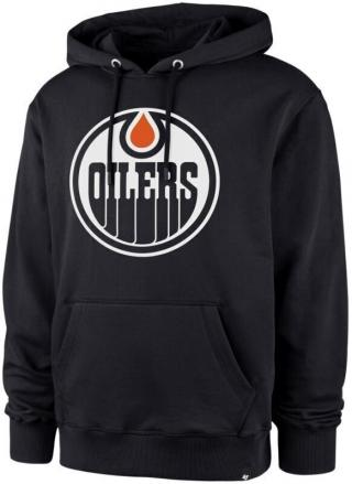 Edmonton Oilers NHL Helix Pullover Blue S S