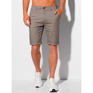 Edoti Mens chino shorts W346 pánské Beige 30