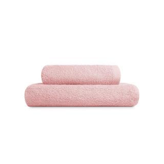 Edoti Towel 70x140 A327 powder pink 50x100