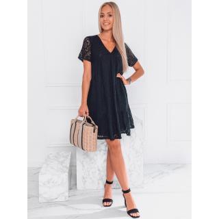 Edoti Womens dress DLR024 dámské Black One size