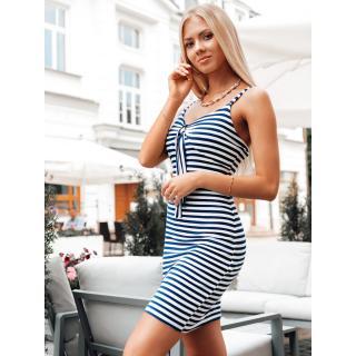 Edoti Womens dress DLR028 dámské White One size