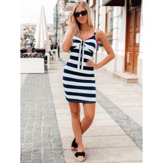Edoti Womens dress DLR030 dámské White One size
