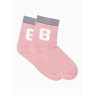Edoti Womens socks ULR023 dámské Pink 35-38