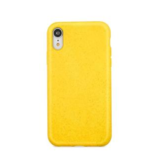 Eko pouzdro Forever Bioio pro Apple iPhone 7/8, žlutá