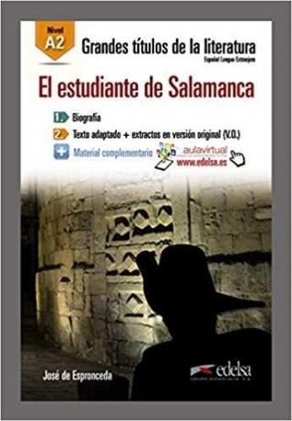 El Estudiante de Salamanca /nivel A2/ -- Četba