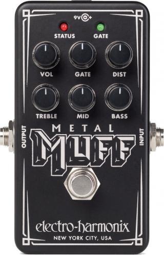 Electro Harmonix Nano Metal Muff Black