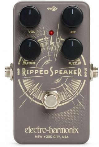Electro Harmonix RIPPED SPEAKER Grey