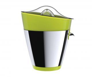 Elektrický odšťavňovač citrusů Tix Green Zelená