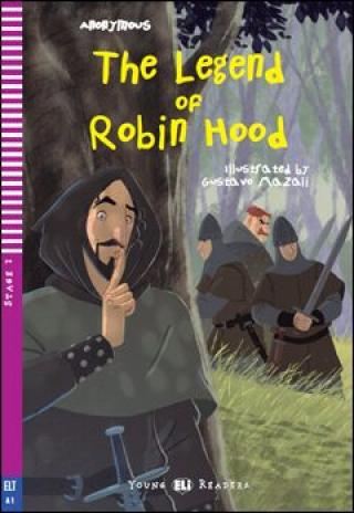 ELI - A - Young 2 - The Legend of Robin Hood - readers