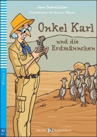 ELI - N - Erste 3 - Onkel Karl und die Erdmännchen   CD - Jane Cadwallader