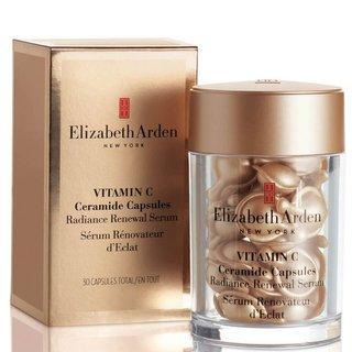 Elizabeth Arden Vitamin C Ceramide Capsules Radiance Renewal Serum 30 pcs intenzivní hydratační sérum pro sjednocenou a rozjasněnou pleť