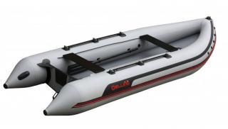 Elling člun kardinal k430 šedý