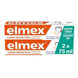 Elmex Zubní pasta Anti Caries Protection Duopack 2 x 75 ml