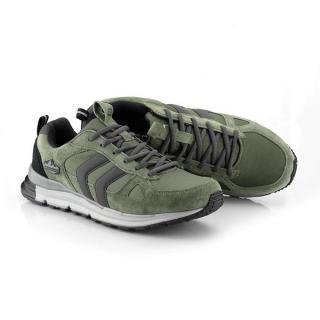 Elred Kožená obuv s reflexními prvky 46