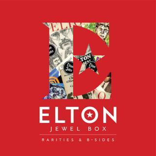 Elton John Jewel Box: Rarities And B-Sides  Black