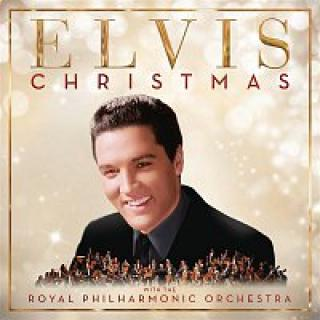 Elvis Presley & The Royal Philharmonic Orchestra – Christmas with Elvis and the Royal Philharmonic Orchestra CD