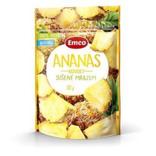Emco Mrazem sušený ananas 30g