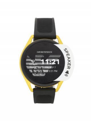 Emporio Armani Chytré hodinky Matteo 2.0 ART5022 Černá 00