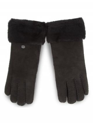 EMU Australia Dámské rukavice Apollo Bay Gloves M/L Černá M_L