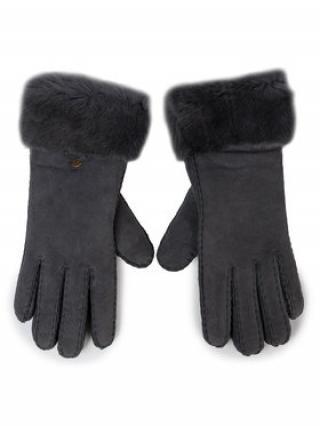 EMU Australia Dámské rukavice Apollo Bay Gloves Šedá dámské M_L