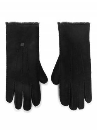 EMU Australia Dámské rukavice Beech Forest Gloves Černá XS_S