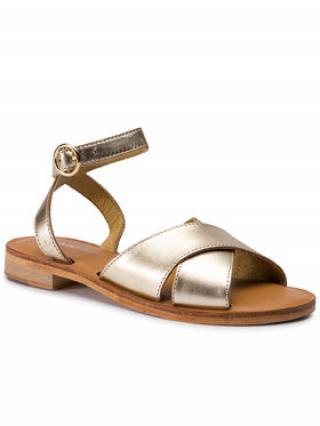 EMU Australia Sandály Banrock W11943 Zlatá dámské 36