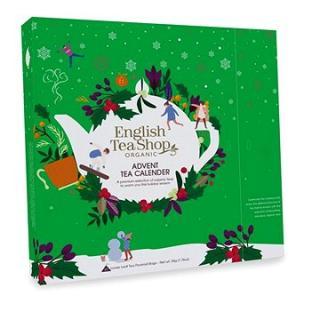 English Tea Shop, Adventní kalendář Zelený, 25 pyramidek