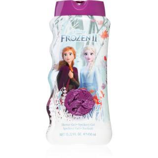 EP Line Frozen sprchový gel a mycí houba 450 ml dámské 450 ml