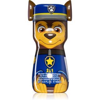 EP Line Paw Patrol Chase sprchový gel a šampon 2 v 1 pro děti 400 ml 400 ml