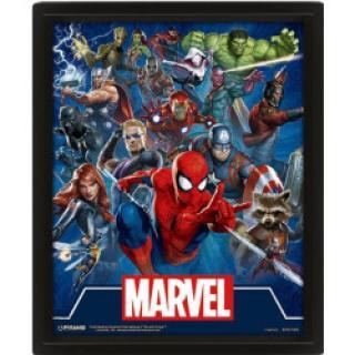 EPEE Czech - 3D obraz Marvel