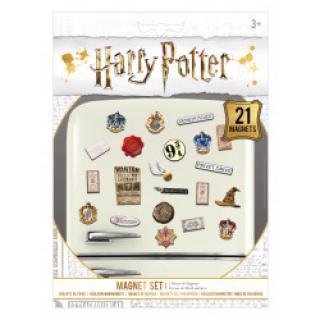 EPEE Czech - Sada magnetek Harry Potter