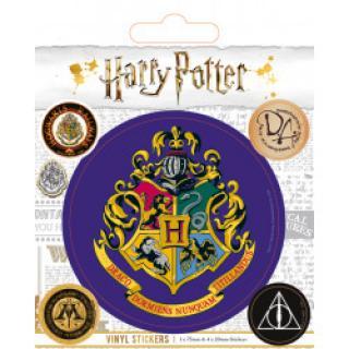 EPEE Czech - Sada samolepek Harry Potter - Bradavice