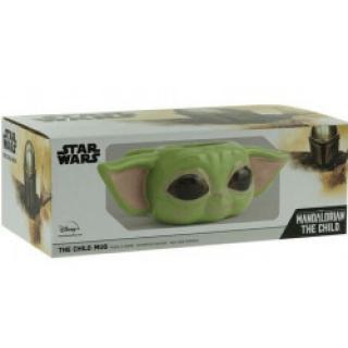 EPEE Czech - Star Wars - 3D Hrnek - Yoda
