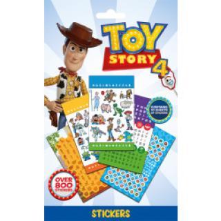EPEE Czech - Toy Story - Set samolepek 800 ks
