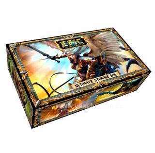 Epic Card Game Ultimate Storage Box   12 promo karet