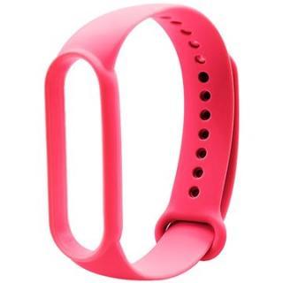 Epico Silicone Strap Xiaomi Mi Band 5 - růžový