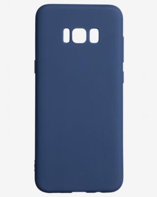 Epico Silk Matt Obal na Samsung Galaxy S8  Modrá pánské UNI