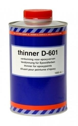 Epifanes Polyurethane Thinner for Spray 500ml