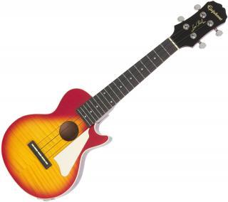 Epiphone Les Paul Koncertní ukulele Heritage Cherry Sunburst Concert Ukulele