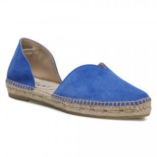 Espadrilky MANEBI -  Open-Side Flats M 3.0 O0 Electric Blue dámské Modrá 35