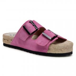 Espadryle MANEBI - Nordic Sandals M 3.4 R0 Fuxia dámské Růžová 35