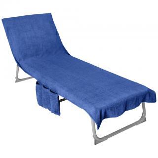 Esposa PODLOŽKA NA LEHÁTKO, 70/200 cm - modrá 70/200