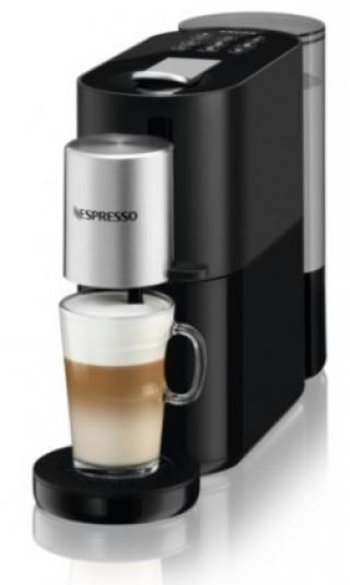 Espresso na kapsle kapslový kávovar krups nespresso atelier xn890831