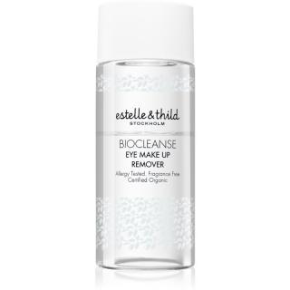 Estelle & Thild BioCleanse dvoufázový odličovač očního make-upu 150 ml dámské 150 ml