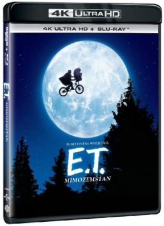 E.T. - Mimozemšťan - 4K/UHD   BD