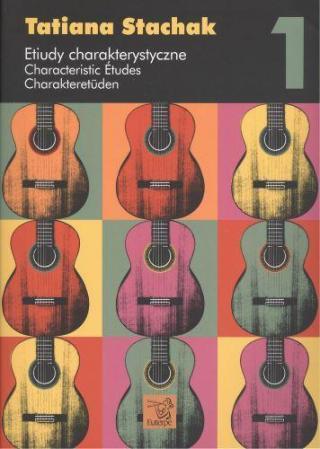 Etiudy charakterystyczne 1 / Characteristic Études 1 / Charakteretüden 1
